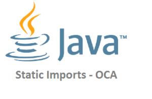 static import java