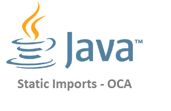 static import java