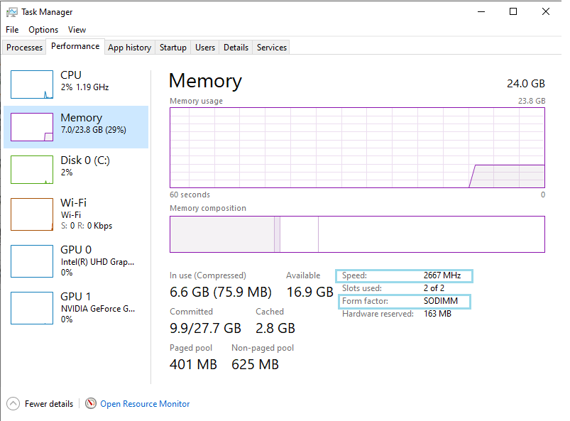Add 16GB RAM along with 8GB RAM Acer Aspire 7