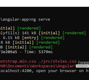 ERROR in multi /bootstrap.min.css ./src/styles.css in Angular 9