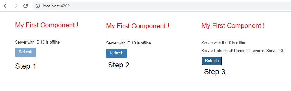 use of *ngif else then angular 9 example