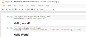 include add raw rich html output IPython notebook