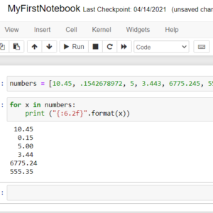 convert floating point number to fixed point number python