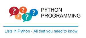 Python Lists Examples